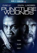 DVD Cover Puncture Wounds