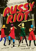 Pussy Riot: A Punk Prayer DVD Cover
