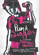 DVD Cover for The Punk Singer