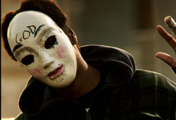 It's a great night for The Purge: Anarchy, one of the 2014 top horror movies.