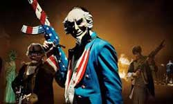 It's time to get political in the top horror film of 2016, The Purge: Election Year