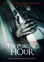 DVD Cover for The Purging Hour