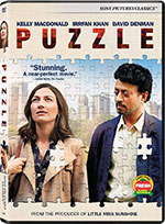 Puzzle DVD Cover