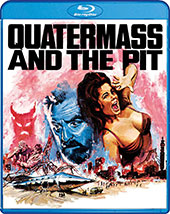 Quartermass and the Pit Blu-Ray Cover