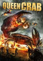 DVD Cover for Queen Crab