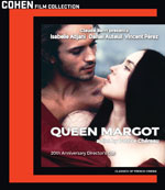 Blu-Ray Cover for Queen Margot
