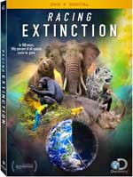 DVD Cover for Racing Extinction
