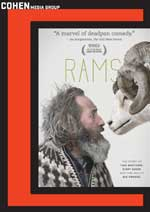 DVD Cover for Rams