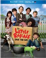 The Little Rascals Save the Day Blu-Ray Cover