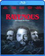 Ravenous Blu-Ray Cover