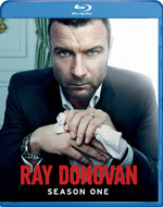 Blu-Ray cover for Ray Donovan Season 1