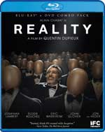 Reality Blu-Ray Cover