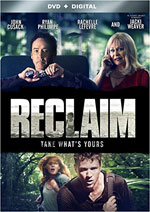 DVD Cover for Reclaim