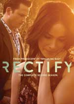 DVD Cover for Rectify: The Complete Second Season
