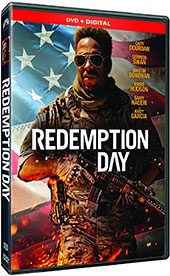 Redemption Day DVD Cover