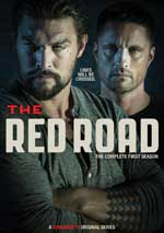 DVD Cover for Red Road: The Complete First Season
