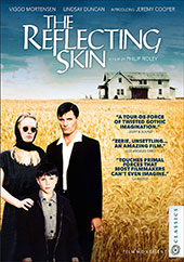 The Reflecting Skin Blu-Ray Cover