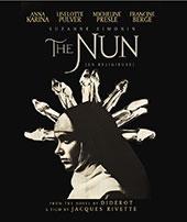 The Nun - La Religieuse Blu-Ray Cover