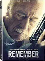 DVD Cover for Remember