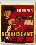 DVD Cover for Requiescant