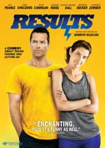 DVD Cover for Results