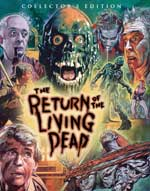 The Return of the Living Dead Blu-Ray Cover