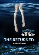 DVD Cover for The Returned
