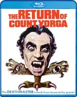 The Return of Count Yorga Blu-Ray Cover