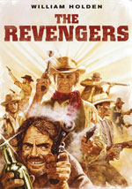 DVD Cover for The Revengers