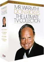 DVD Cover for Mr. Warmth! Don Rickles: The Ultimate TV Collection