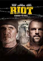 DVD Cover for Riot