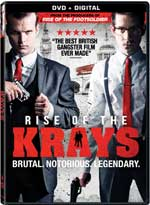DVD Cover for Rise of the Krays