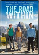 DVD Cover for The Road Within