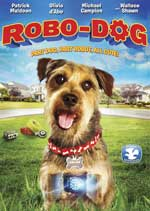 DVD Cover for Robo-Dog