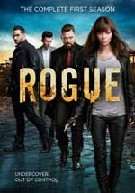 DVD Cover for Rogue: The Complete First Season