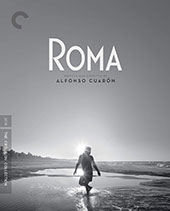 Roma Criterion Collection Blu-Ray Cover