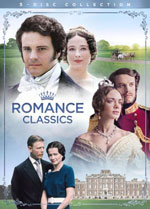DVD Cover for Romance Classics