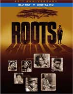 Roots Blu-Ray Debut Cover