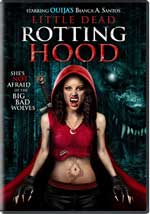 DVD Cover for Little Dead Rotting Hood