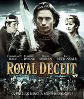 Royal Deceit Blu-Ray Cover