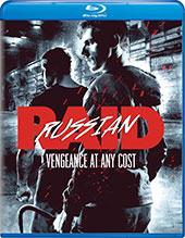 Russian Raid Blu-Ray Cover