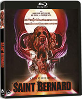 Saint Bernard Blu-Ray Cover