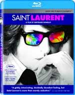 Saint Laurent Blu-Ray Cover