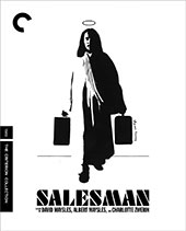 Salesman Criterion Collection Blu-Ray Cover