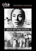 DVD Cover for The Salt of the Earth