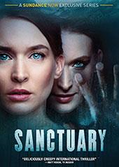 Sanctuary DVD Cover