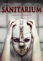 DVD Cover for Sanitarium