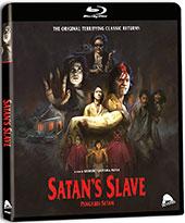 Satan's Slave Blu-Ray Cover