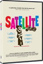 DVD Cover for Satellite