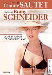 Claude Sautet & Romy Schneider Duo Blu-Ray Cover